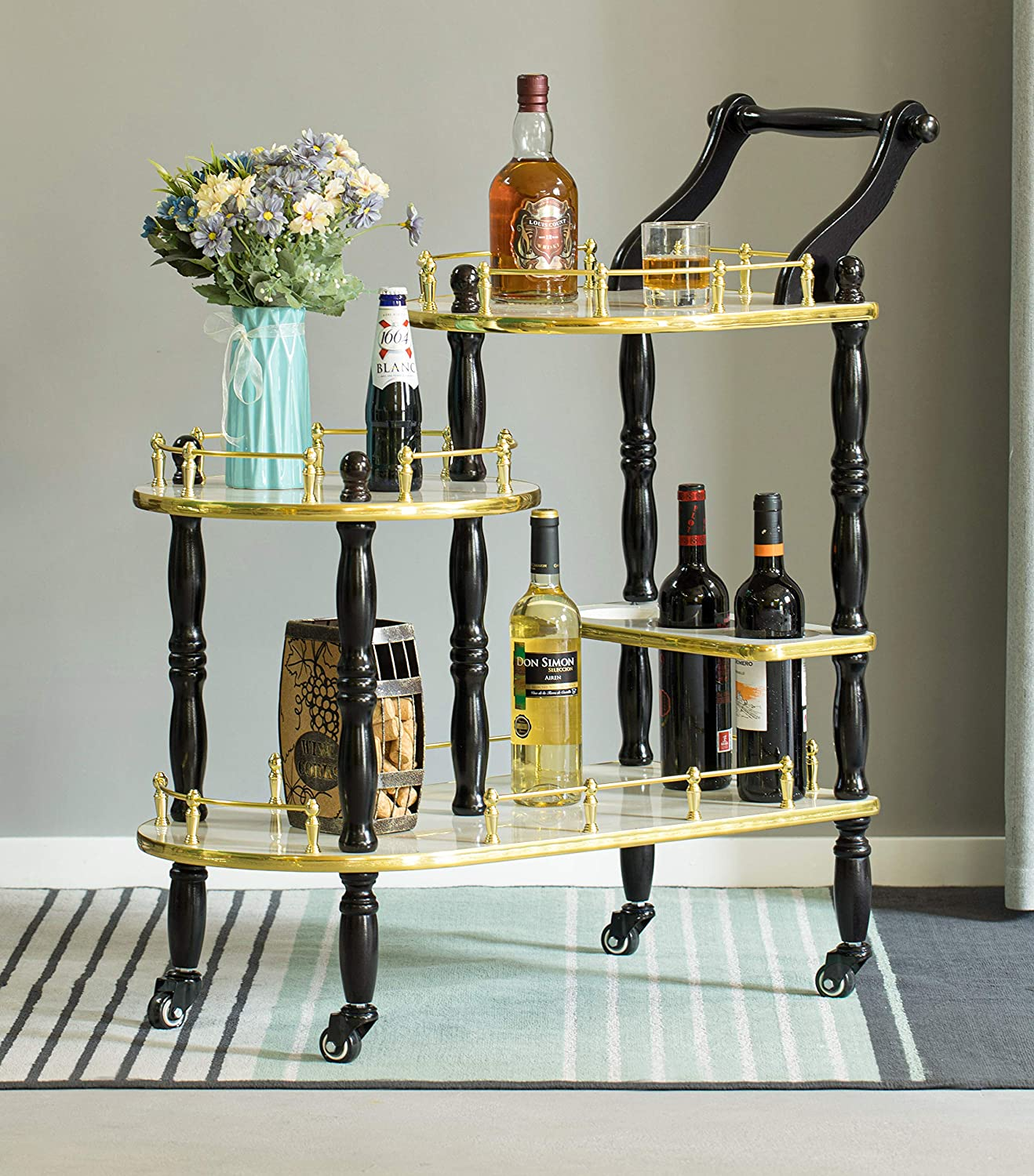 Get Your Bar Trolley Ready For A Party!