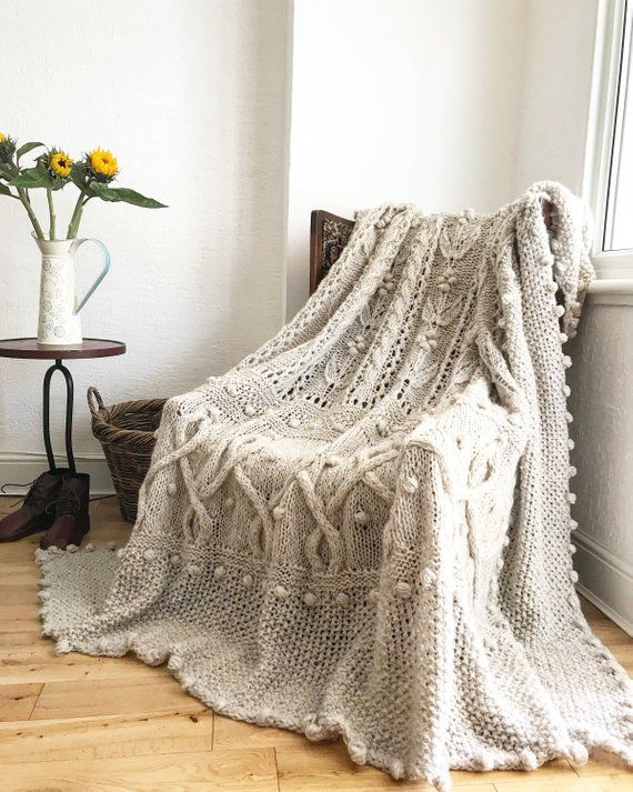 20+ Handmade Blankets for Cozy sofa evenings