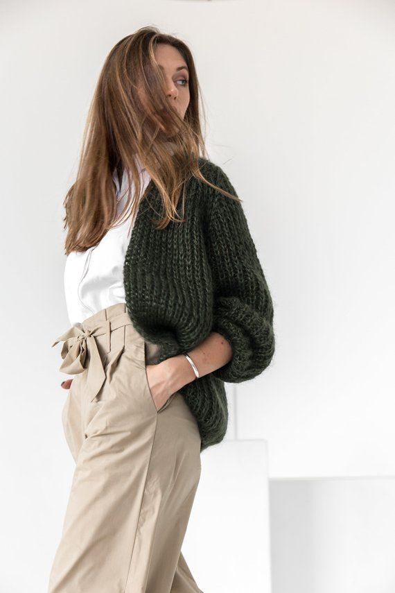 Winter is coming, Cardigans are here. Winter fashion trends
