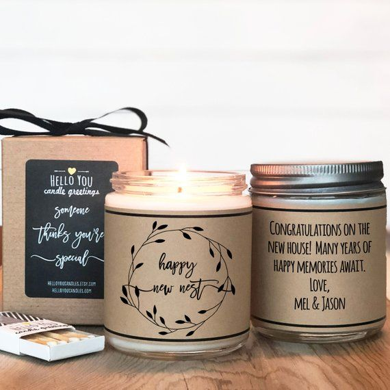 Top 25 handmade candles