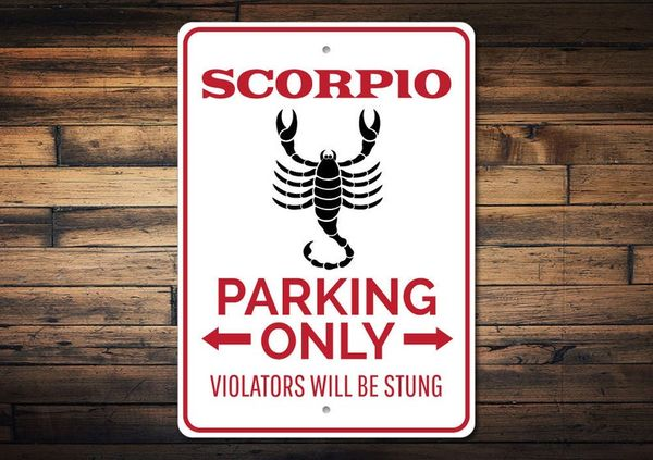 Scorpio zodiac sign territory! 30+ birthday gifts